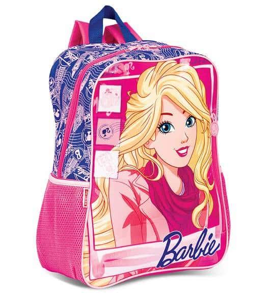 Mochila da Barbie para costas Barbie Moderna