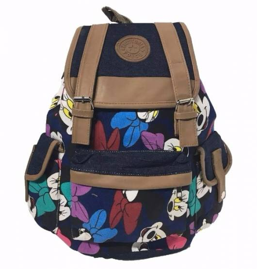 mochila diferente da Minnie
