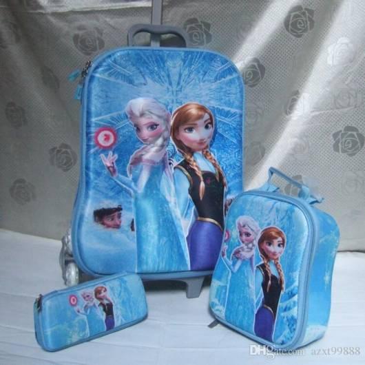 mochila de carrinho 3D