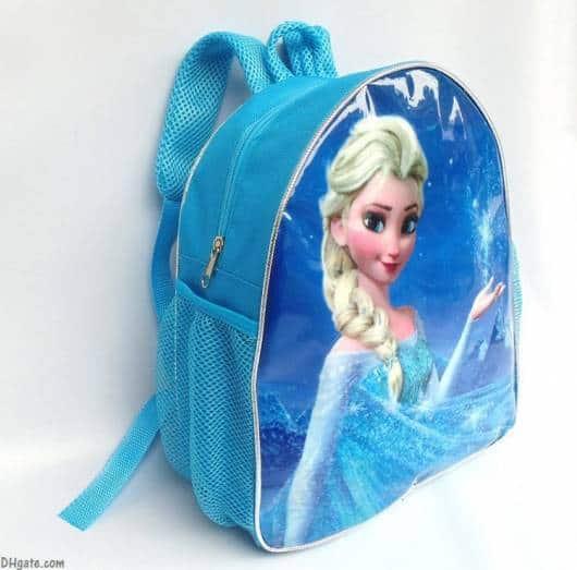 mochila simples Elsa