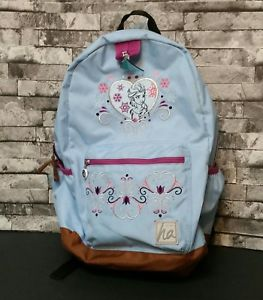 mochila moderna azul