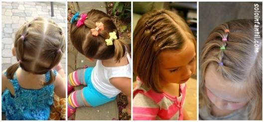 ideias de penteados para cabelos curtos e médios