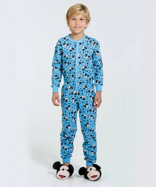 Pijama Disney Infantil macaquito masculino