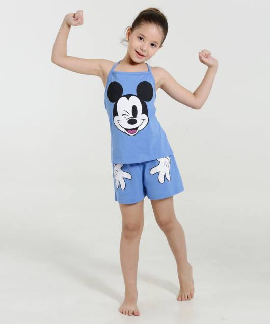 pijama Disney infantil mickey regata