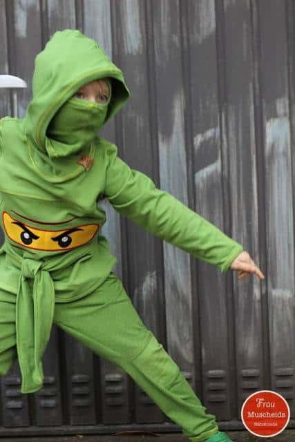 Ninjago verde