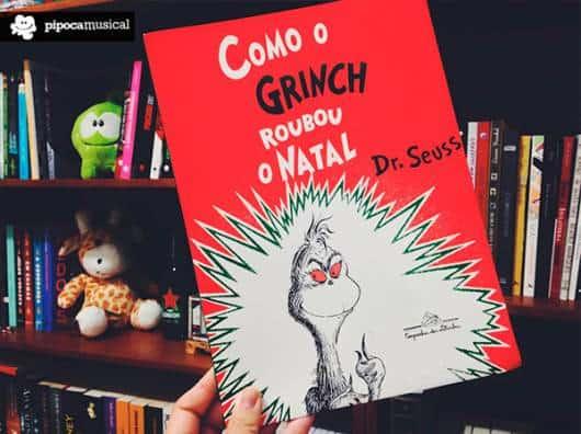 Histórias de Natal livro Como o Grinch Roubou o Natal