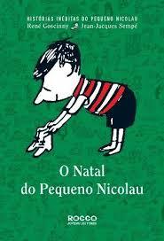 Histórias de Natal livro O Natal do Pequeno Nicolau