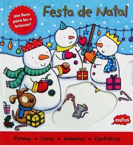 Histórias de Natal livro Festa de Natal
