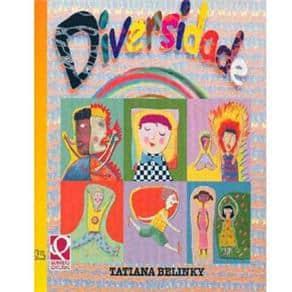 Livro infantil sobre Diversidade