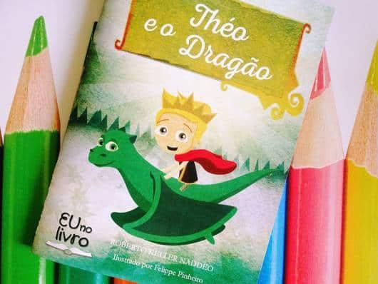 Livro infantil Personalizado