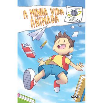 Livro infantil Personalizado A Minha Vida Animada