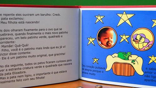 Livro infantil Personalizado com foto