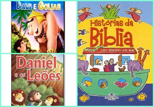 Livro Infantil Daniel e os Leões