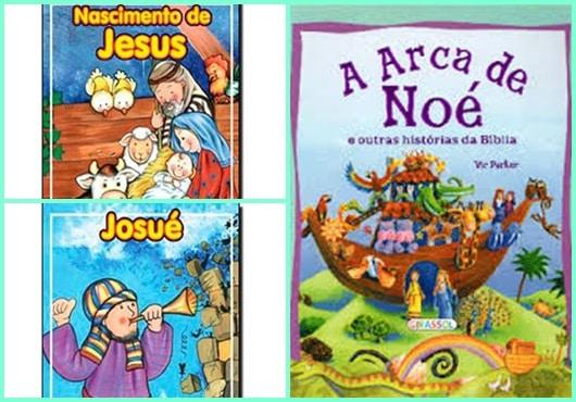 Livro Infantil Arca de Noé