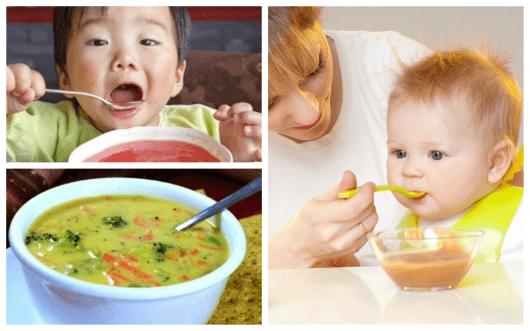 Concomitantemente à amamentação inclua novos alimentos na dieta do bebê