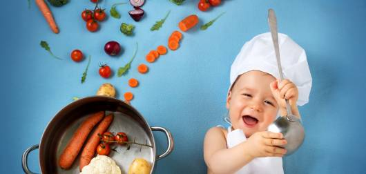 dicas de sopas para bebês