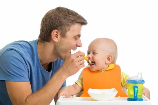 papinha e sopa para bebê