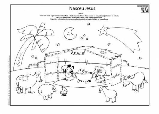 Atividades de Natal evangélicas
