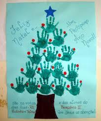 Atividades de Natal para berçário e maternal