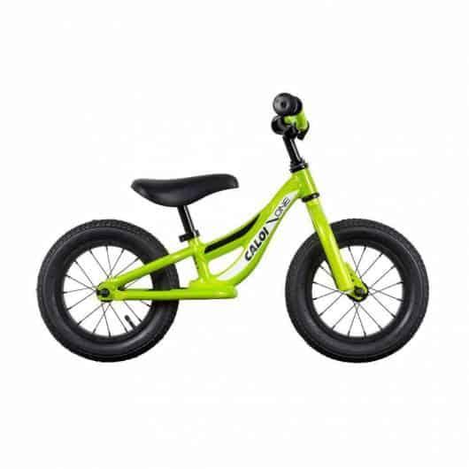 bicicleta de equilíbrio Caloi