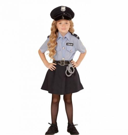 Dica de composição da fantasia de policial