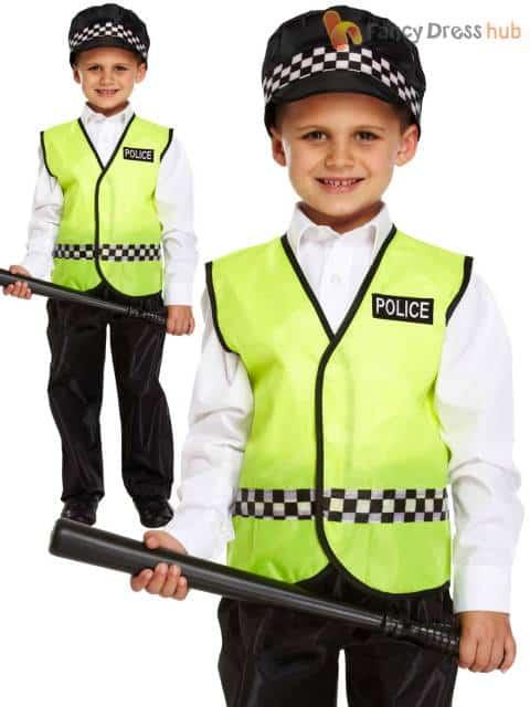 Inspire-se, por exemplo, na polícia inglesa!