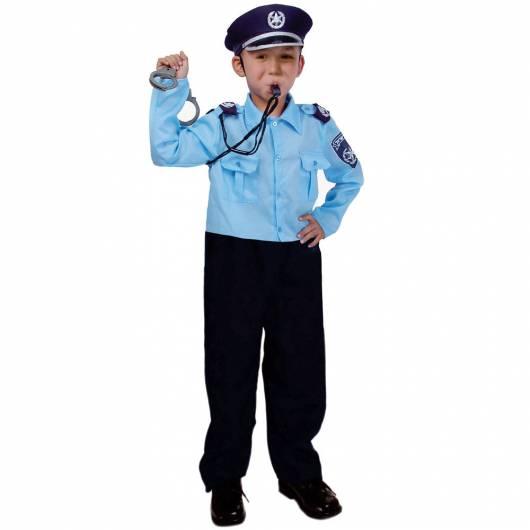 fantasia de policial com apito