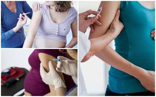vacina da gripe para grávidas