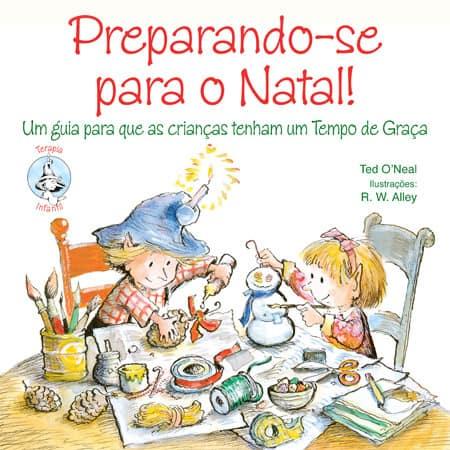 Histórias de Natal livro Preparando-se para o Natal