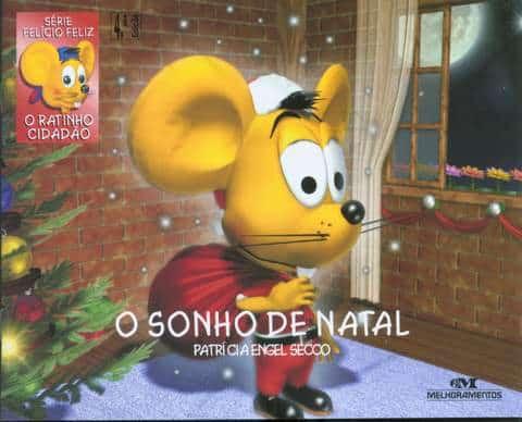 Histórias de Natal livro O Sonho De Natal