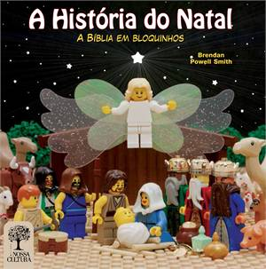 Histórias de Natal livro A História do Natal A Bíblia em Bloquinhos