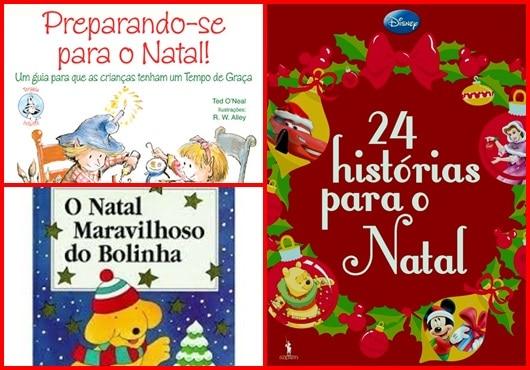 Histórias de Natal inspirações