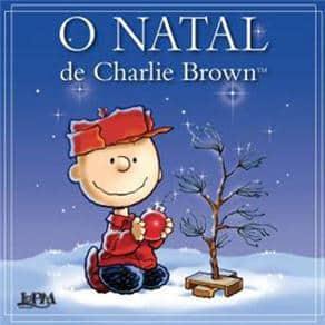Histórias de Natal livro O Natal de Charlie Brown