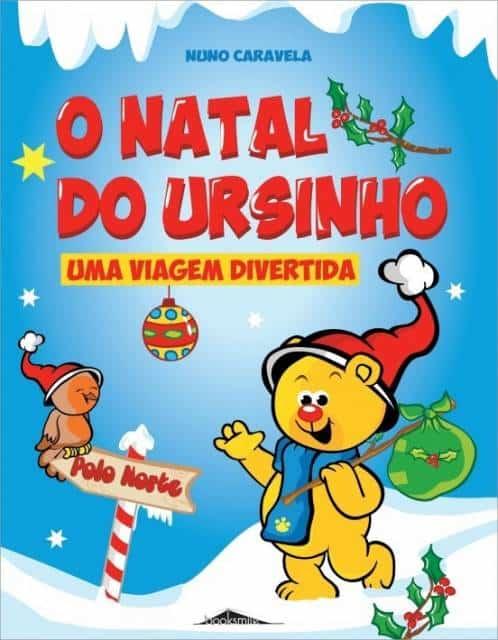 Histórias de Natal livro O Natal do Ursinho