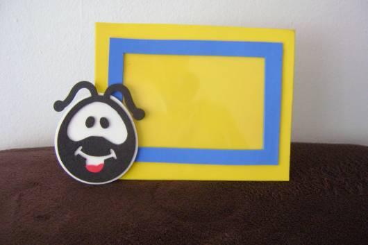 Lembrancinha dia das crianças evangélica porta retrato Smilinguido