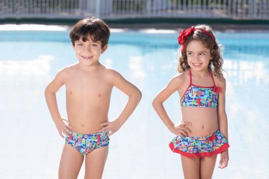 Tendências em moda praia infantil você encontra aqui!