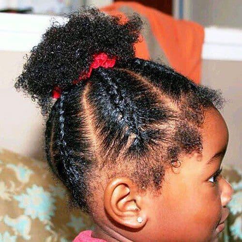 Ideia para fazer tranças em cabelos afro