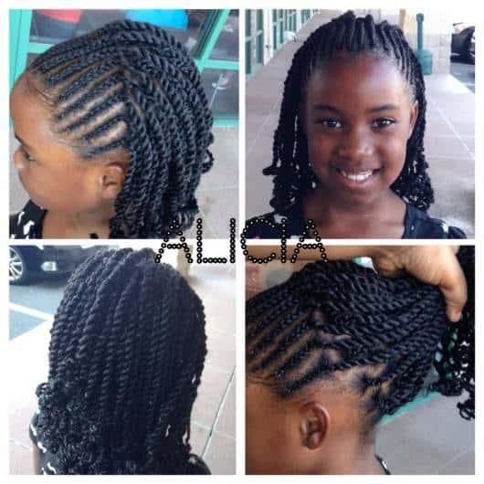 Dê um up no visual com tranças afro