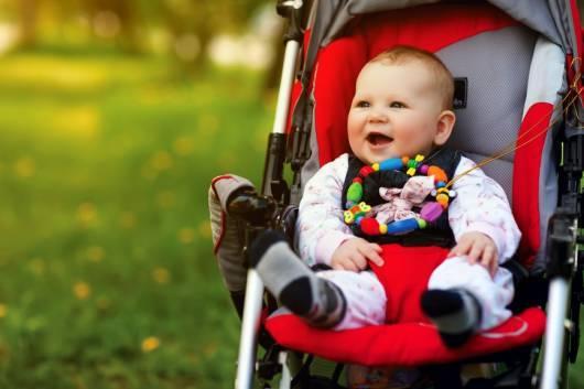 fotos de carrinho de bebê masculino