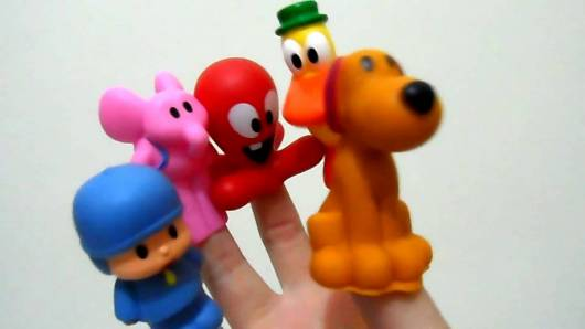 Dedoches do Pocoyo