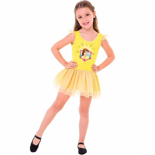 Dica de vestido da Bela estilo bailarina