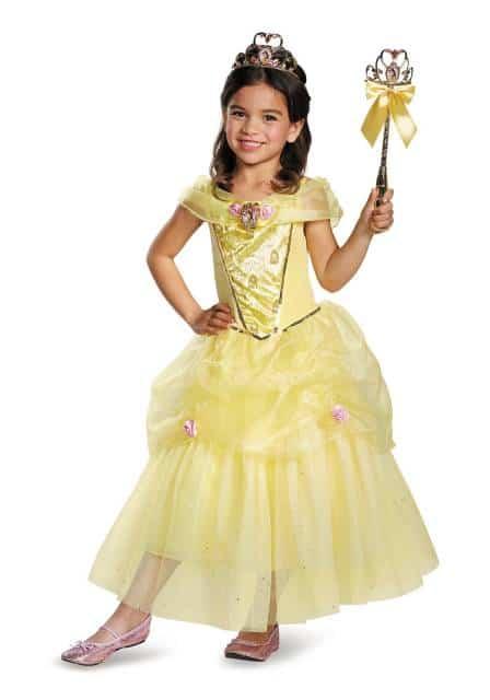 Ideia de fantasia da princesa Bela