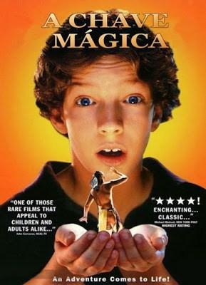 filmes de magia A Chave Mágica