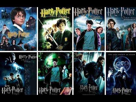 Filmes da Saga Harry Potter