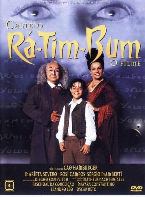 Castelo Rá-Tim-Bum O Filme