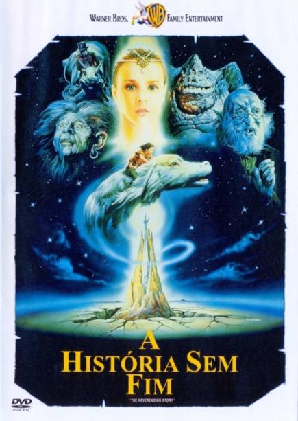 filmes de magia A História sem Fim