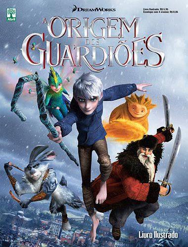 filmes de magia A Origem dos Guardiões