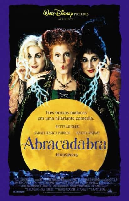 filmes de magia Abracadabra