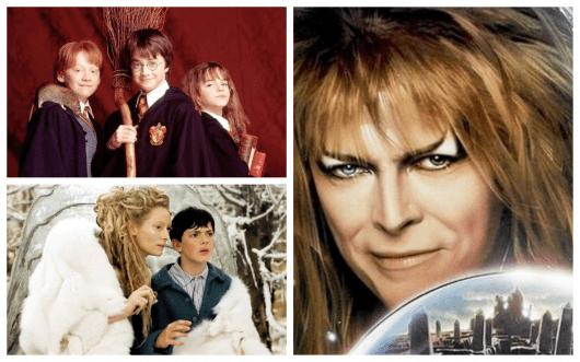 Os filmes de magia aguçam o imaginário das crianças