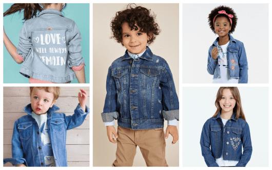 Conheça modelos lindíssimos de jaquetas infantis para meninos e meninas